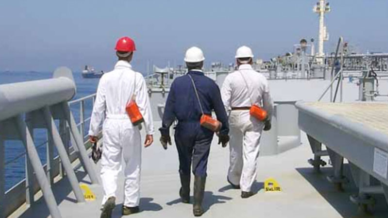 vessel ship Condition Valuation Survey Rotterdam