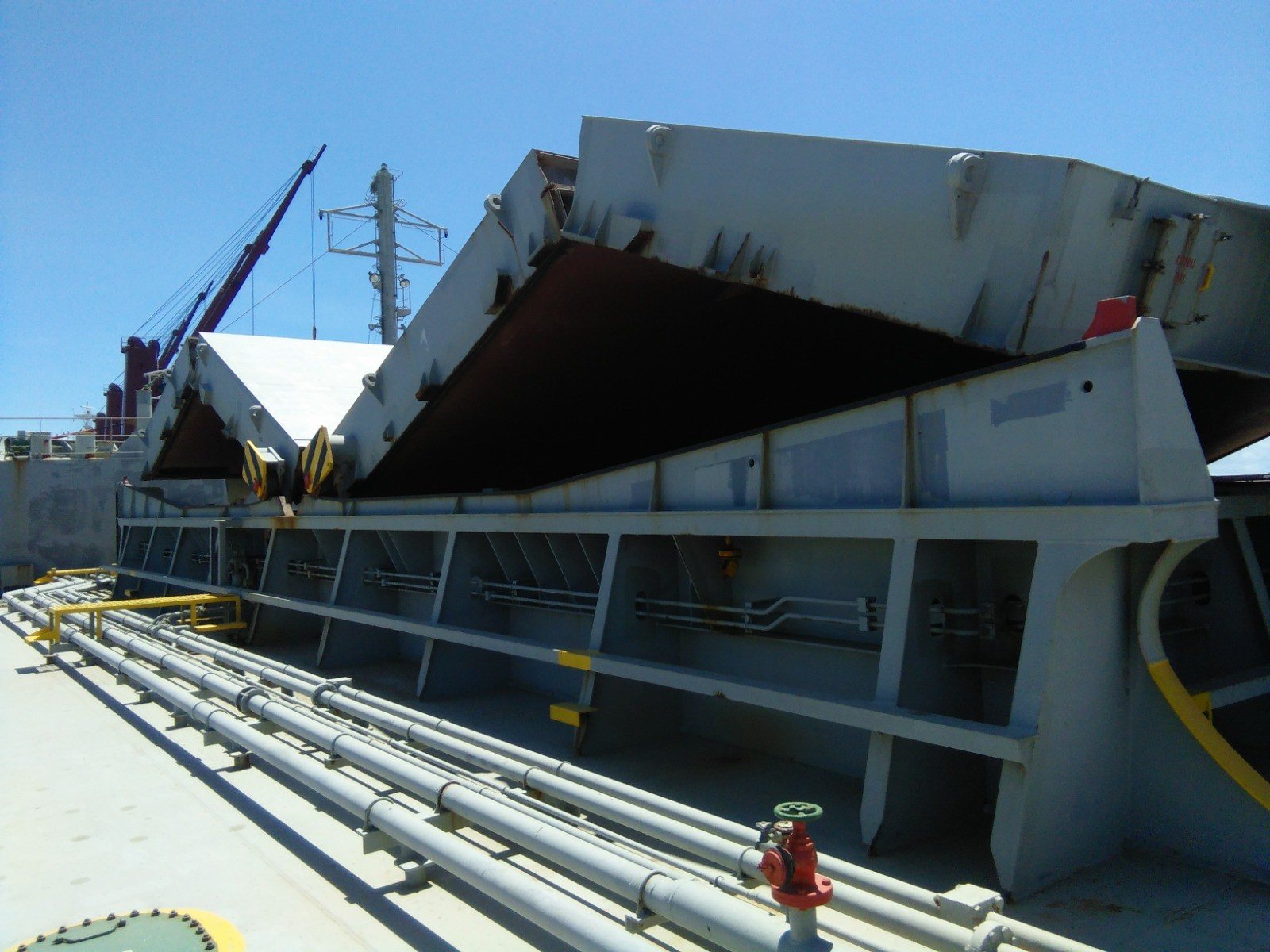 vessel ship onhire offhire bunker condition survey Marine Surveyors and Consultants